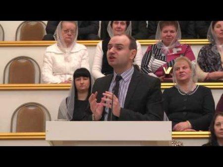 Проповедь Сергей Моисеев.